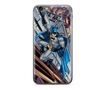Husa TPU DC Comics Batman 006 pentru Huawei Mate 20 Lite, Multicolor, Blister WPCBATMAN1672