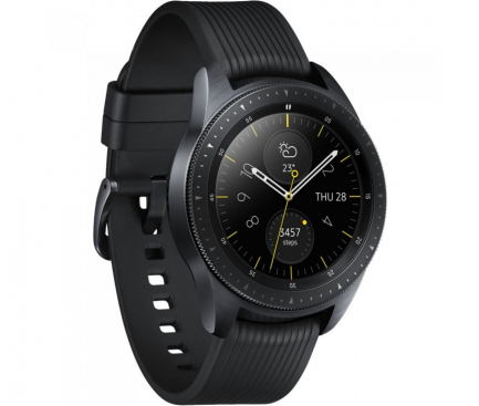 Ceas Bluetooth Samsung Galaxy Watch, 42mm, Negru, Blister Original  SM-R810NZKAROM