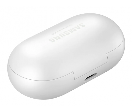 Handsfree Casti Bluetooth Samsung Galaxy Buds, SinglePoint, Alb, Blister SM-R170NZWAROM