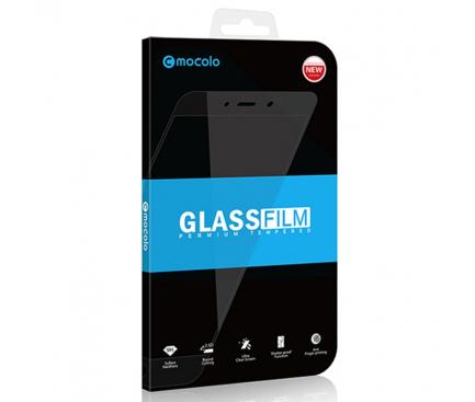 Folie Protectie Ecran Mocolo pentru Apple iPhone X / Apple iPhone XS, Sticla securizata, 9H, Blister
