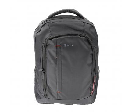 Rucsac textil laptop Tellur LBK1, 15.6 inci, Negru TLL611281