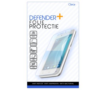 Folie Protectie Ecran Defender+ pentru Allview A10 Lite 2019, Plastic, Blister