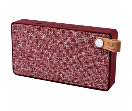 Boxa portabila Fresh'n Rebel Rockbox Slice Fabriq Edition, Bluetooth, Rosie, Blister