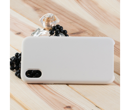 Husa TPU Remax Kellen pentru Apple iPhone X / Apple iPhone XS, Alba, Blister