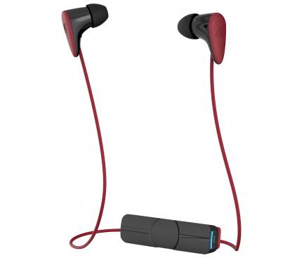 Handsfree Casti Bluetooth iFrogz Charisma, Sport, Rosu - Negru, Blister