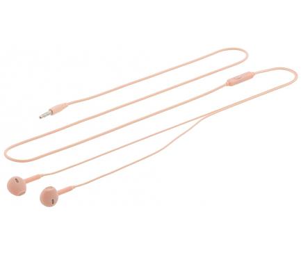 Handsfree Casti In-Ear Tellur Fly, Cu microfon, 3.5 mm, Roz, Blister TLL162172