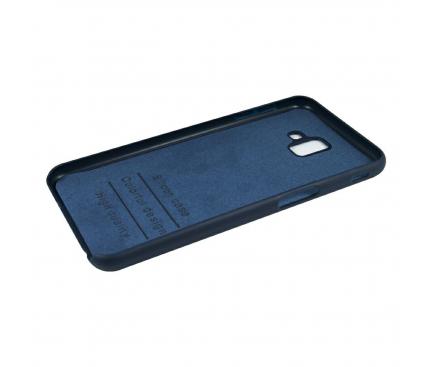 Husa TPU OEM Pure Silicone pentru Xiaomi Redmi Note 7, Bleumarin, Blister