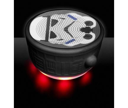 Mini Difuzor Bluetooth Star Wars Trooper, Multicolor, Blister