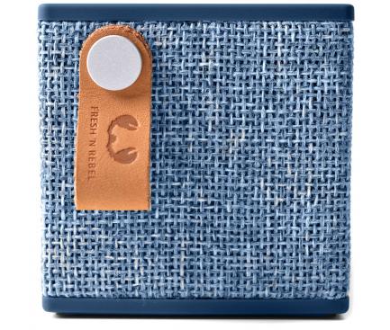 Difuzor Bluetooth Fresh'n Rebel Rockbox Cube, Albastru, Blister