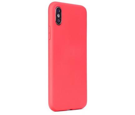 Husa TPU Forcell Soft Magnet pentru Huawei Y9 (2019), Rosie, Bulk