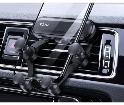 Suport Auto Universal Totu Design Keeper, Negru, Blister
