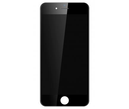Display - Touchscreen Negru, Cu Rama Apple iPhone 6 Plus (Service Center)