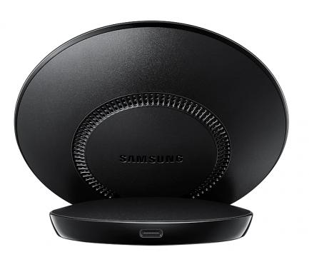 Incarcator Retea Wireless Samsung EP-N5105, Fast Charge, 9W, Negru, Blister EP-N5105TBEGWW