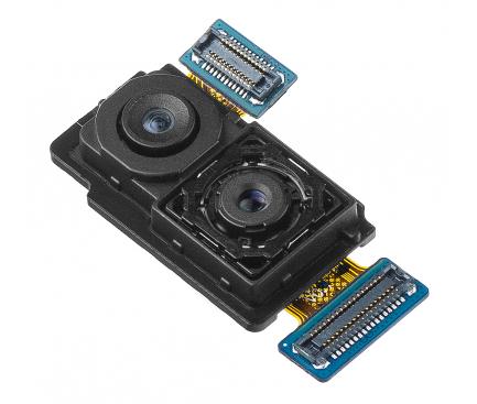 Camera Spate Cu banda (Modul cu 2 camere) Samsung Galaxy A20 A205