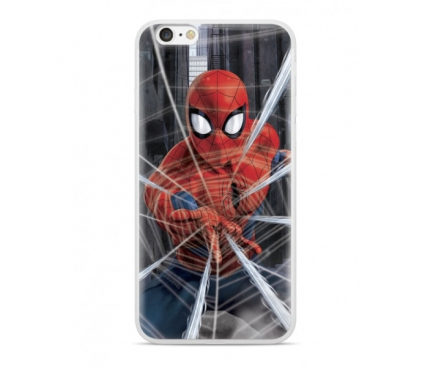 Husa TPU Marvel pentru Samsung Galaxy A40 A405, Spider Man 008, Multicolor MPCSPIDERM2761