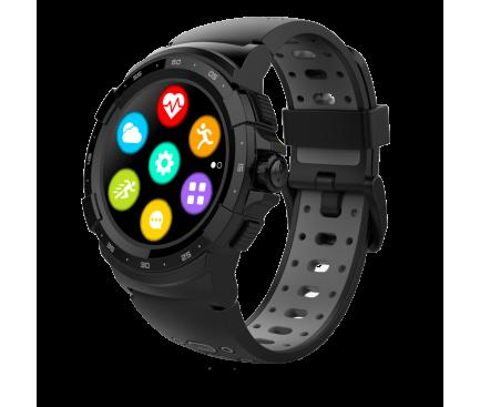 Ceas Bluetooth Smartwatch MyKronoz ZeSport2, Negru-Gri, Blister KRZESPORT2