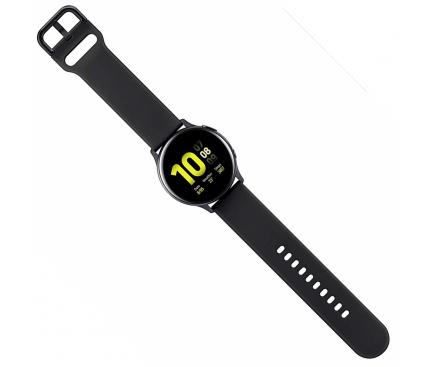 Ceas Bluetooth Samsung Galaxy Watch Active2, Aluminium, 44mm, Negru, Blister Original SM-R820NZKAROM