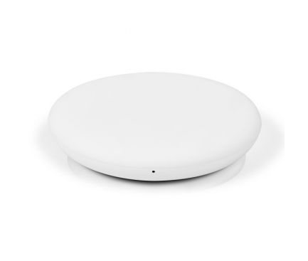 Incarcator Retea Wireless Xiaomi Qi, Quick Charge, 20W, Alb, Blister