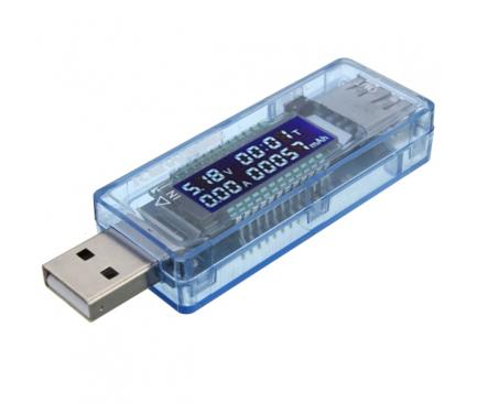 Tester consum/voltaj USB Keweisi KWS-V20