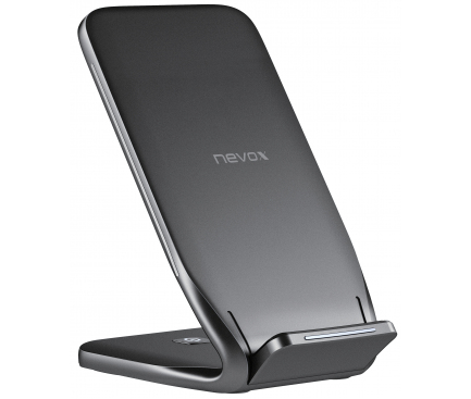 Incarcator Retea Wireless Nevox 1562, Quick Charge, 10W, Negru, Blister WC-1562