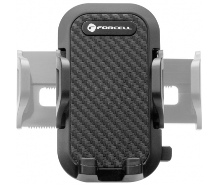 Suport Auto Universal pentru telefon Forcell Arm, Negru, Blister