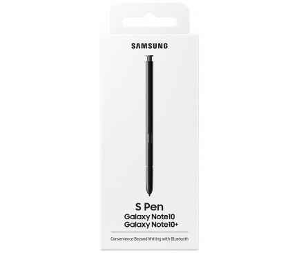 Creion S-Pen Samsung Galaxy Note 10 N970 / Galaxy Note 10+ N975 / Galaxy Note 10+ 5G N976 EJ-PN970BBEGWW Negru
