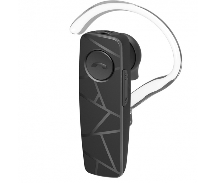 Handsfree Casca Bluetooth Tellur Vox 55, MultiPoint, Negru, Blister TLL511321
