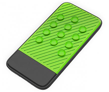 Baterie Externa Powerbank Goui LUX, Power Delivery (PD) 18W + Quick Charge 3 18W + Fast Wireless 10W, 10000 mA, 1 x USB Type-C - 1 x USB - Wireless, Neagra, Blister G-WIRE10000-CAM