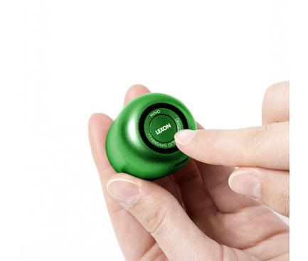 Mini Boxa Bluetooth LEXON Mino, 3W, TWS, Verde Inchis, Blister LA113TDG