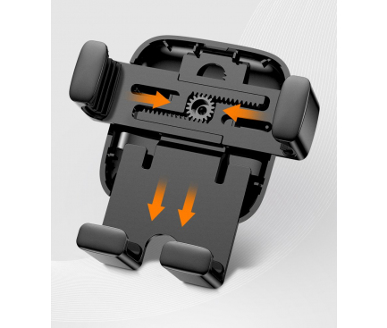 Suport Auto Universal Baseus Cube, Negru, Blister SUYL-FK01