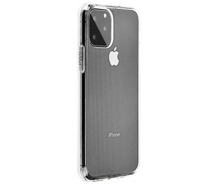 Husa TPU OEM 2mm pentru Apple iPhone 11, Transparenta, Bulk