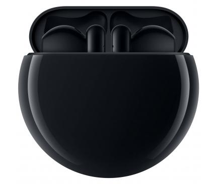 Handsfree Casti Bluetooth Huawei FreeBuds 3 CM-H-Shark, Negru, Blister 55031993