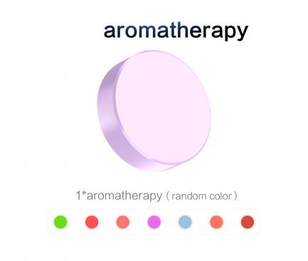 Suport Auto Universal pentru Telefon Floveme Aromatherapy, Magnetic, Capsula Odorizant, Negru, Blister