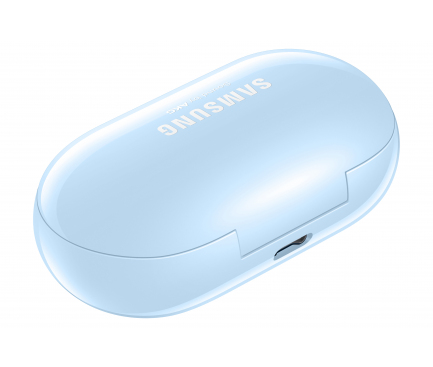 Handsfree Casti Bluetooth Samsung Galaxy Buds+, Bleu, Blister SM-R175NZBAEUB