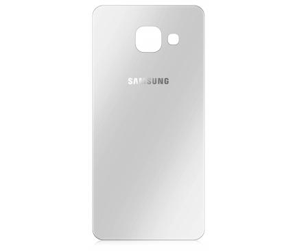 Capac Baterie Alb, Swap Samsung Galaxy A3 (2016) A310