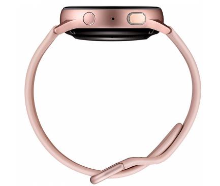 Ceas Bluetooth Samsung Galaxy Watch Active2, Aluminium, 44mm, Roz Auriu, Blister Original SM-R820NZDAROM Resigilat