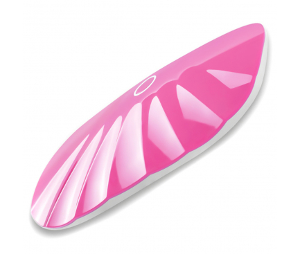 Lampa UV - ultraviolete 6W, Shell Light LED, Roz - Rosie