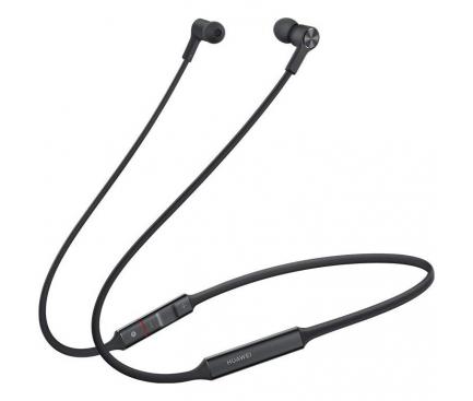 Handsfree Casti In-Ear Bluetooth Huawei CM70-C FreeLace, Negru, Blister 55030949