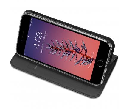 Husa Poliuretan - TPU Nevox pentru Apple iPhone 7 / Apple iPhone 8 / Apple iPhone SE (2020), VARIO SERIES, Gri, Blister