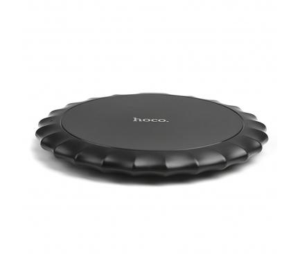 Incarcator Retea Wireless HOCO CW13 Sensible, 5W, Negru, Blister