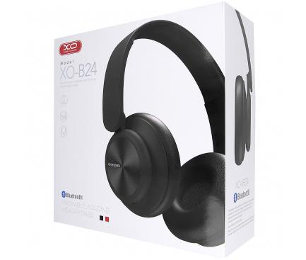 Handsfree Casti Bluetooth XO Design B24, SinglePoint, Negru, Blister