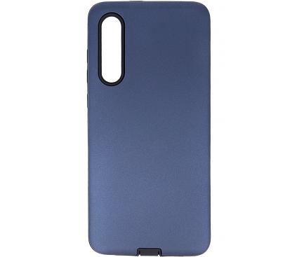 Husa TPU OEM Defender Smooth pentru Samsung Galaxy S20 G980 / Samsung Galaxy S20 5G G981, Bleumarin, Bulk