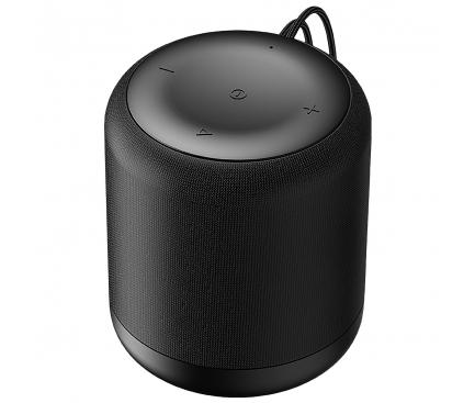 Boxa portabila Bluetooth Usams, US-YX005 Moyi Series, Neagra YX5LY01