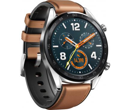Ceas Smartwatch Huawei Watch GT Classic, Maro, Blister Original 2451433