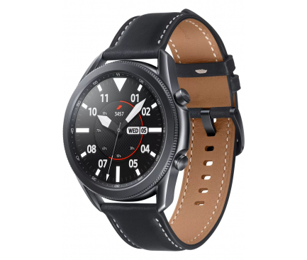 Ceas Bluetooth Samsung Galaxy Watch3, 45mm, Negru, Blister SM-R840NZKAEUE