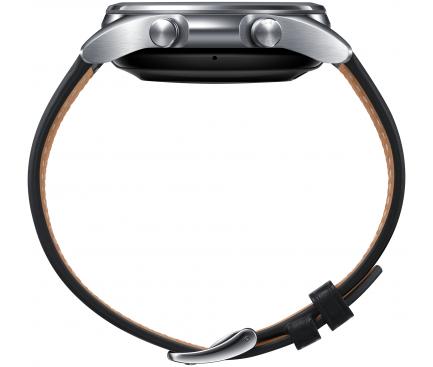 Ceas Bluetooth Samsung Galaxy Watch3, 41mm, Argintiu, Blister SM-R850NZSAEUE