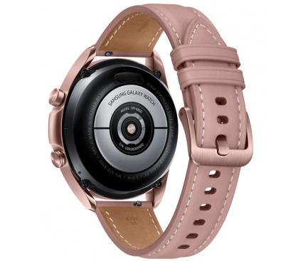Ceas Bluetooth Samsung Galaxy Watch3, 41mm, Auriu, Blister SM-R850NZDAEUE