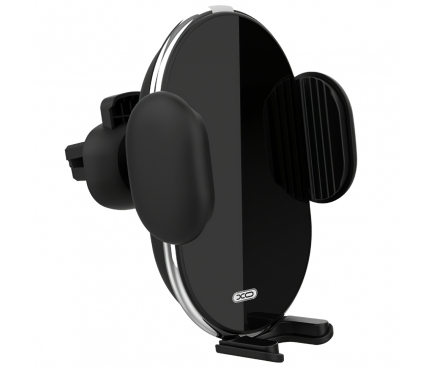 Incarcator Auto Wireless XO Design WX013, 10W, Negru, Blister