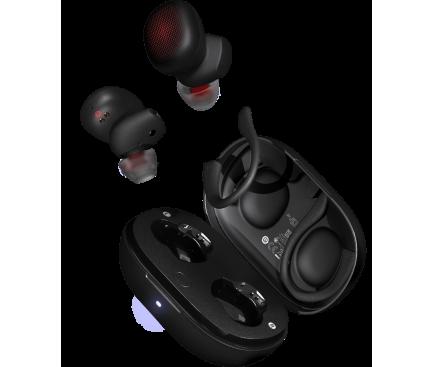 Handsfree Casti Bluetooth Amazfit PowerBuds Dynamic, Ear-hook, In-ear, Negru