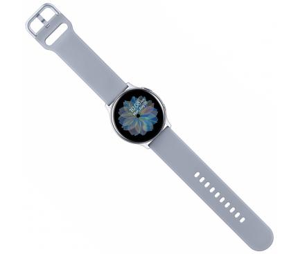 Ceas Smartwatch Samsung Galaxy Watch Active2, Aluminium, 44mm, SM-R820NZSAROM, Argintiu, Resigilat